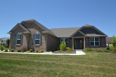 Single Family Home For Sale: 5475 Foxglove Drive
