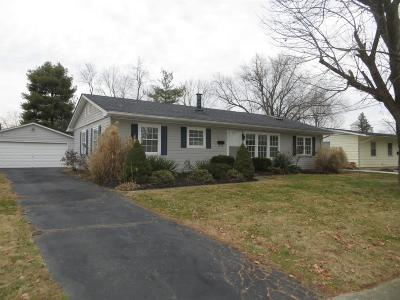 Harrison OH Single Family Home For Sale: $77,500