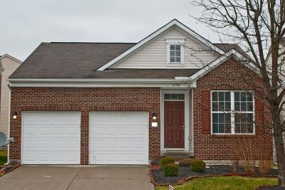 Mason Single Family Home For Sale: 4136 Grasmere Run