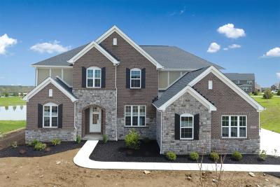 Mason Single Family Home For Sale: 4598 Ashfield Place