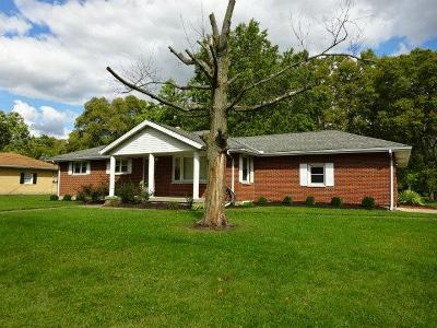 Single Family Home For Sale: 4930 Fairfield Avenue