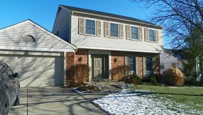 Green Twp Single Family Home For Sale: 2664 Falconbridge Drive
