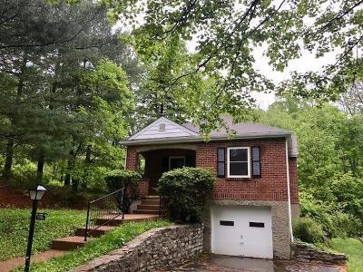 Single Family Home For Sale: 7396 Dawson Road