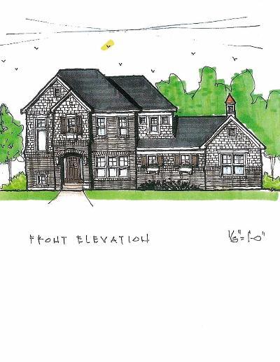 Single Family Home For Sale: 8016 Bennington Drive