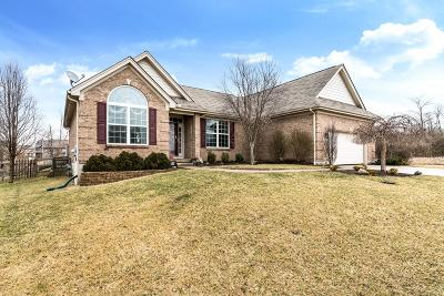 Single Family Home For Sale: 912 Riley Lane