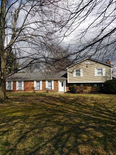 Warren County Single Family Home For Sale: 8780 Schoolhouse Place