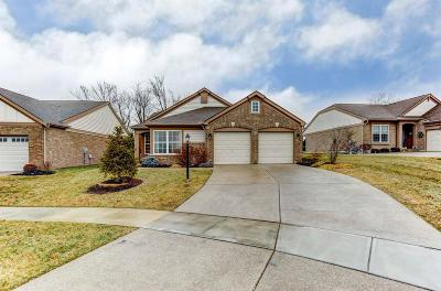 Single Family Home For Sale: 4728 Fox Run Place