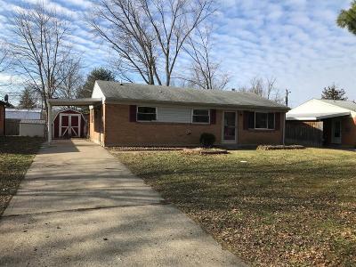 Single Family Home For Sale: 5707 Tall Oaks Drive