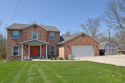 Single Family Home For Sale: 5491 Wolfpen Pleasant Hill Road