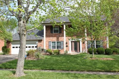 Single Family Home For Sale: 5394 Autumnwood Drive