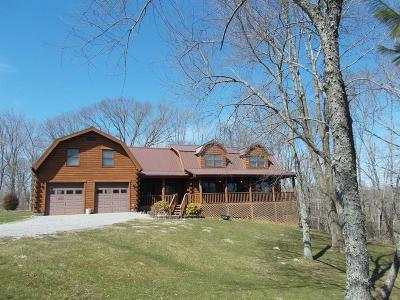 Adams County, Brown County, Clinton County, Highland County Single Family Home For Sale: 6625 Roundhead Road