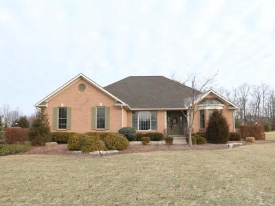 Single Family Home For Sale: 7949 Red Fox Trail