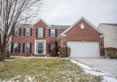 Single Family Home For Sale: 1784 Amberwood Way