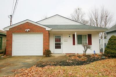 Single Family Home For Sale: 7720 Bowen Avenue
