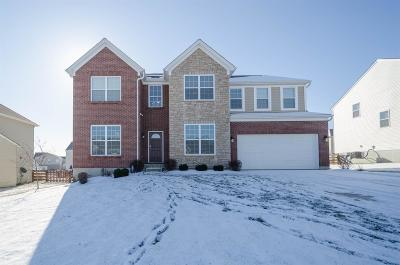 Single Family Home For Sale: 3475 Berrywood Court