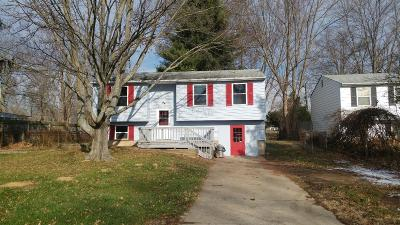 Single Family Home For Sale: 1446 St Rt 131
