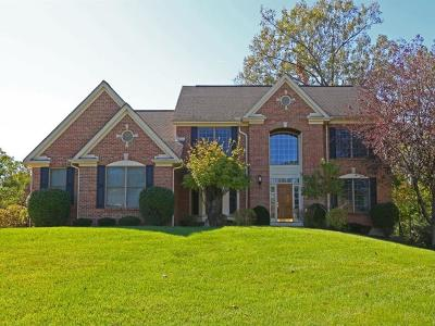 Single Family Home For Sale: 1303 Woodlake Court