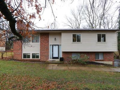 Single Family Home For Sale: 8939 East Kemper Road