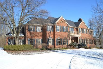 Single Family Home For Sale: 8350 Eagle Ridge Drive
