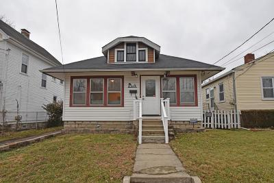 Single Family Home For Sale: 4107 Homer Avenue