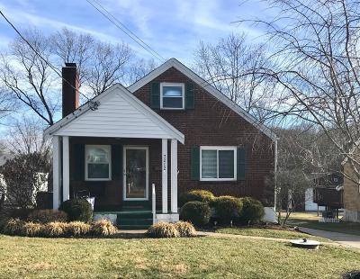 Single Family Home For Sale: 7212 Osceola Drive