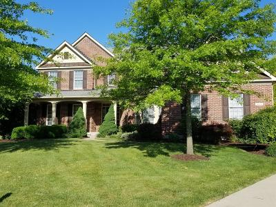 Mason Single Family Home For Sale: 6656 Shady Oak Lane
