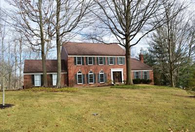 Single Family Home For Sale: 8456 Greenleaf Drive