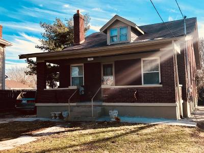 Single Family Home For Sale: 4515 Western Hills Avenue
