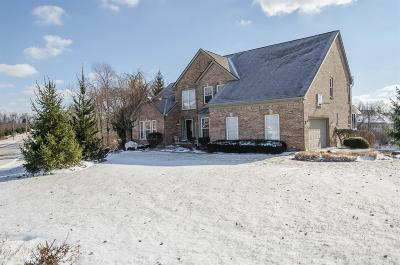 Single Family Home For Sale: 6010 Golf Club Lane