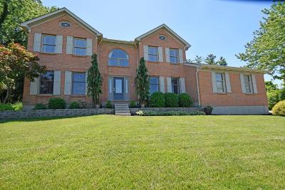 Delhi Twp Single Family Home For Sale: 6082 Christopher Lane