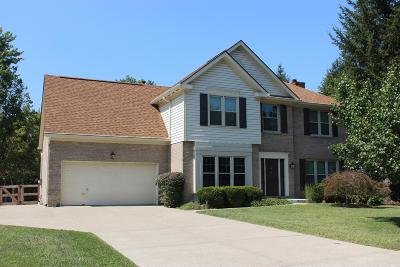 Single Family Home For Sale: 1 McCormick Trail
