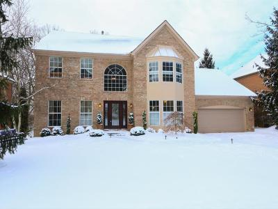 Single Family Home For Sale: 8615 Rupp Farm Drive