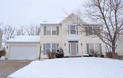 Single Family Home For Sale: 7892 Mindy Manor