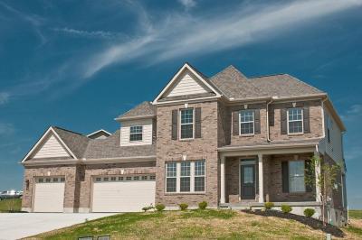 Single Family Home For Sale: 5571 Oakview Terrace