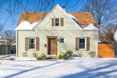 Single Family Home For Sale: 1223 Bondick Court