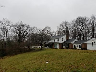 Single Family Home For Sale: 7151 Middleboro Road