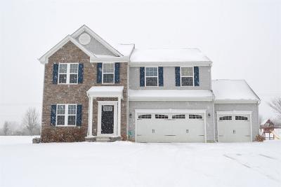 Single Family Home For Sale: 5824 Ashlyn Court