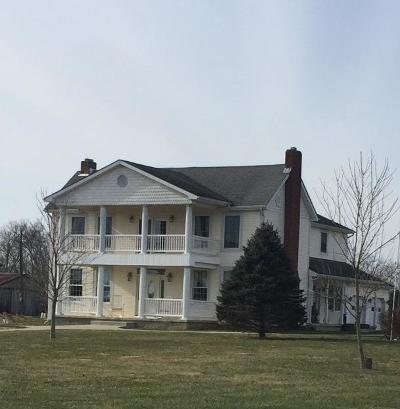 Adams County Farm For Sale: 2689 Old Cincinnati Pike