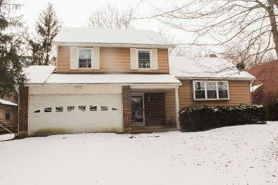 Single Family Home For Sale: 3593 Mack Road