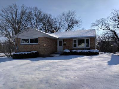 Single Family Home For Sale: 7907 Buckeye Crescent
