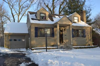Single Family Home For Sale: 7286 Thomas Drive
