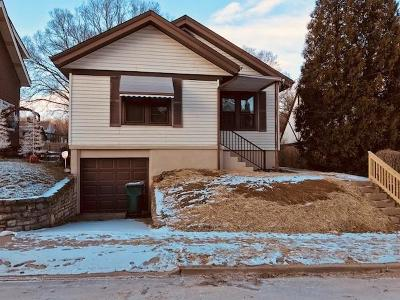 Single Family Home For Sale: 1610 Springlawn Avenue