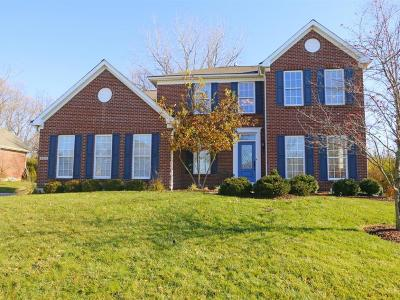 Single Family Home For Sale: 6214 Creekside Way