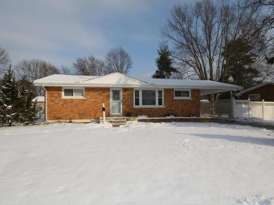 Single Family Home For Sale: 5042 Denison Drive