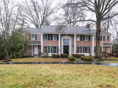 Single Family Home For Sale: 9140 Indian Ridge Road
