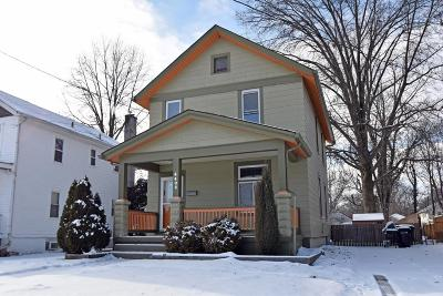 Single Family Home For Sale: 4405 Homer Avenue