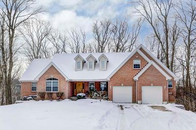 Single Family Home For Sale: 22 Stonevalley Drive