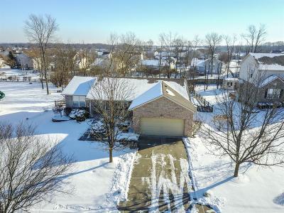 Single Family Home For Sale: 5810 Dakota Court