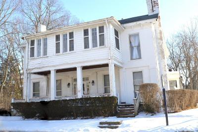 Single Family Home For Sale: 204 Mechanic Street