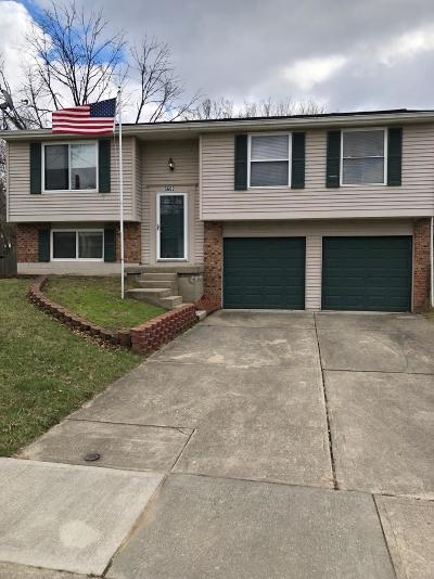 Fairfield Single Family Home For Sale: 5662 Planet Drive
